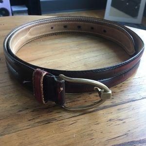 VTG leather belt 😍